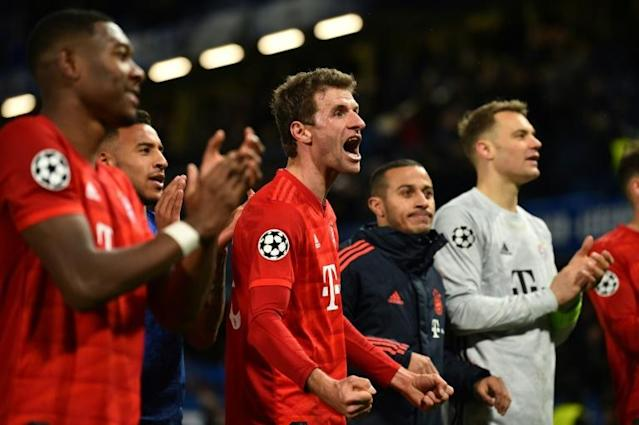 Bayern Munich have not won the Champions League since 2013 (AFP Photo/Glyn KIRK )
