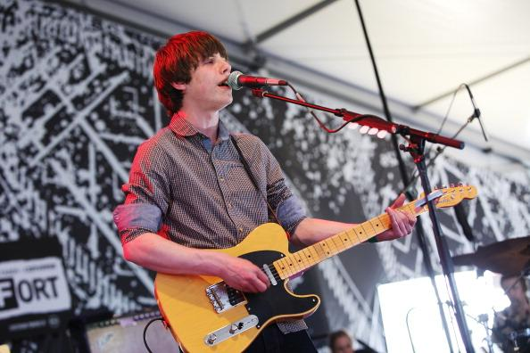 Jake Bugg performs onstage at The Fader Fort presented by Converse during SXSW on March 15, 2013 in Austin, Texas.