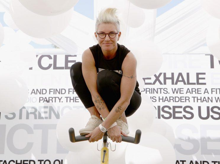 SoulCycle, Coachella, Stacey Griffith