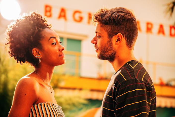 """<p>Inspired by Federico Moccia's book series, <strong>Summertime </strong>is about two young adults from very different backgrounds, who fall in love during a summer on Italy's Adriatic Coast. If you didn't want to travel before, you'll definitely want to after watching this.</p> <p><a href=""""https://www.netflix.com/title/81004936"""" class=""""link rapid-noclick-resp"""" rel=""""nofollow noopener"""" target=""""_blank"""" data-ylk=""""slk:Watch Summertime on Netflix"""">Watch <strong>Summertime</strong> on Netflix</a>.</p>"""