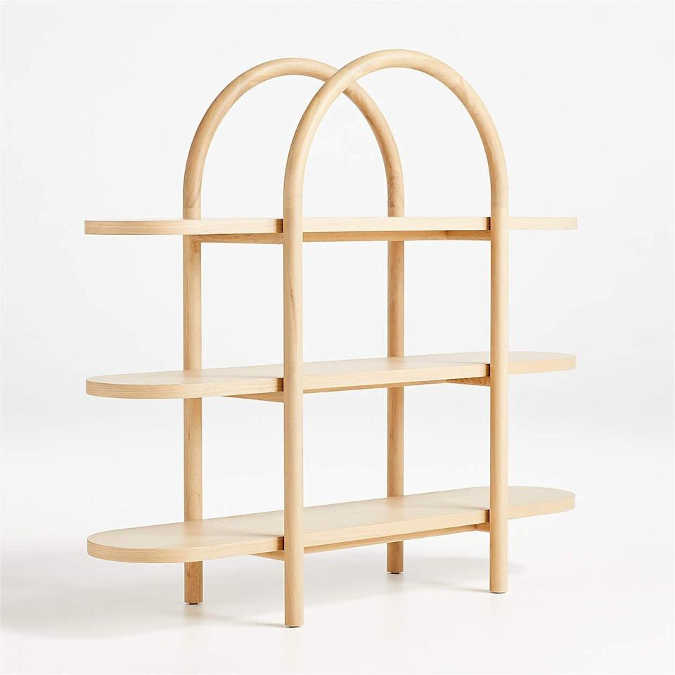 Dolly Wooden Bookcase