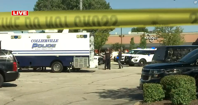 Shooting at Tennessee Supermarket Leaves 2 Dead, including gunman, 12 injured