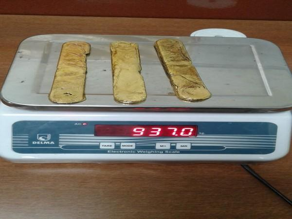 Air Intelligence Unit seizes 937 grams of gold in Kannur