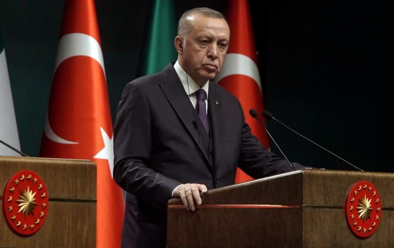 Erdogan says Somalia has invited Turkey to explore for oil in its seas: NTV