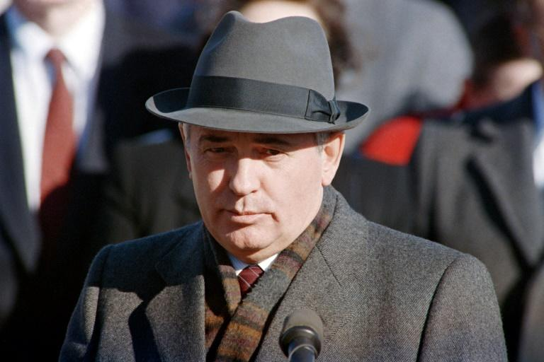 Mikhail Gorbachev's perestroika reforms pushed his country deep into foreign debt