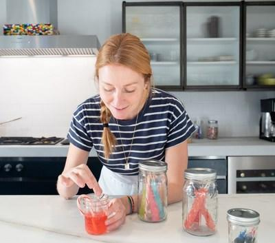 Milk Bar Founder, Christina Tosi partners with the Makers of Ball® Home Canning Products to launch the Made For More Small Business Fund to award $110,000 in small business grants.   Photo credit: Milk Bar