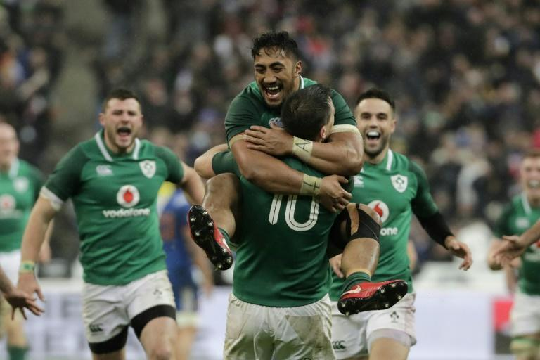 Johnny Sexton knows tries and not the last second drop goal that secured Ireland victory ovrer France in 2018 is required to lift the Six Nations trophy