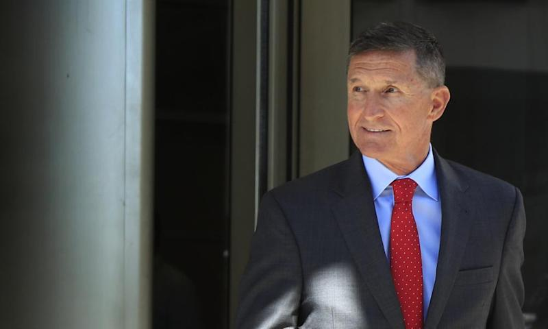 Michael Flynn admitted lying to the FBI about his contacts with Russians.