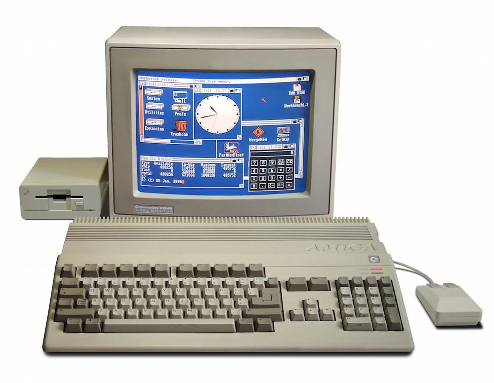 How many do YOU remember? Retro home computers of yesteryear
