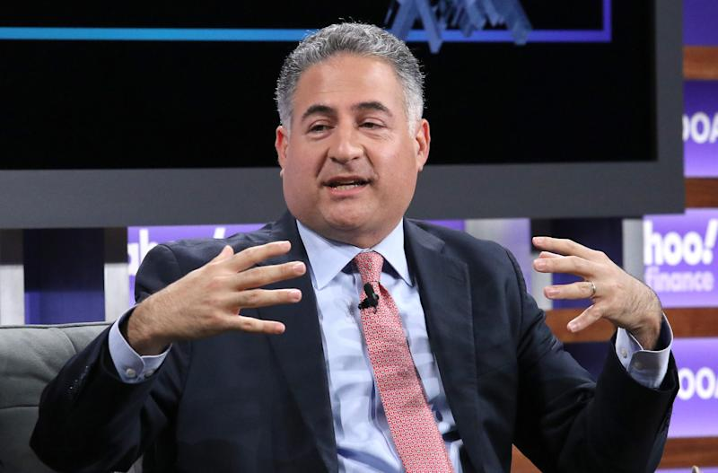 NEW YORK, NEW YORK - OCTOBER 10: CEO of Deloitte Joe Ucuzoglu attends the Yahoo Finance All Markets Summit at Union West Events on October 10, 2019 in New York City. (Photo by Jim Spellman/Getty Images)