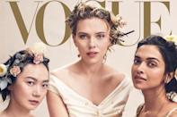 Vogue celebrates 14 female actresses from 14 countries in new issue