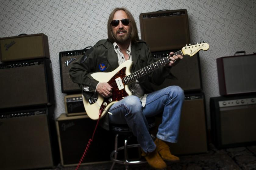 Rock and roll legend Tom Petty.