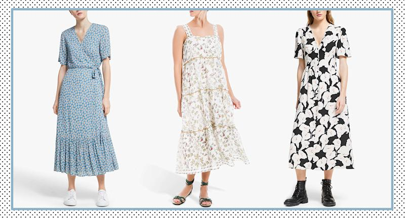 The best dresses currently on sale at John Lewis. (Yahoo Style UK)