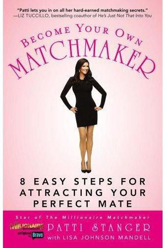 """<div class=""""caption-credit""""> Photo by: Amazon</div><div class=""""caption-title""""></div><b><i>Become Your Own Matchmaker: 8 Easy Steps for Attracting Your Perfect Mate</i>, by Patti Stanger</b> <br> <br> Ah, Patti Stanger. We will totally admit that in <i>The Millionaire Matchmaker</i>, you created some pretty ridiculous/entertaining TV that was known to play on repeat in our college dorm rooms. But, this book. Here's how it's described on its Amazon.com page: """"To every single woman sitting home alone wondering, 'Where are all the good men, and why isn't a gorgeous one standing shirtless in my kitchen mixing me up a pomegranate mojito?' [Patti] says, 'I hate to tell you this girlfriend, but it's your own fault.'"""" <br> <br> Hmm. That guy standing shirtless in the kitchen mixing a pink cocktail sounds suspiciously like one of the gay BFFs on <i>Sex and the City</i>, not any kind of man we'd like to marry. Patti, we love you, but your advice is way too antiquated and superficial to be anything more than entertainment. <br> <br> $10, available at"""