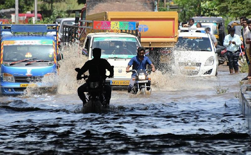 The IMD added that regions such as Odisha, Marathawada, Coastal and South Interior Karnataka, Coastal Andhra Pradesh and Yanam, Tamil Nadu, Puducherry, Karaikal, Kerala, and Mahe are also likely to witness heavy downpour on 21 August. AP.