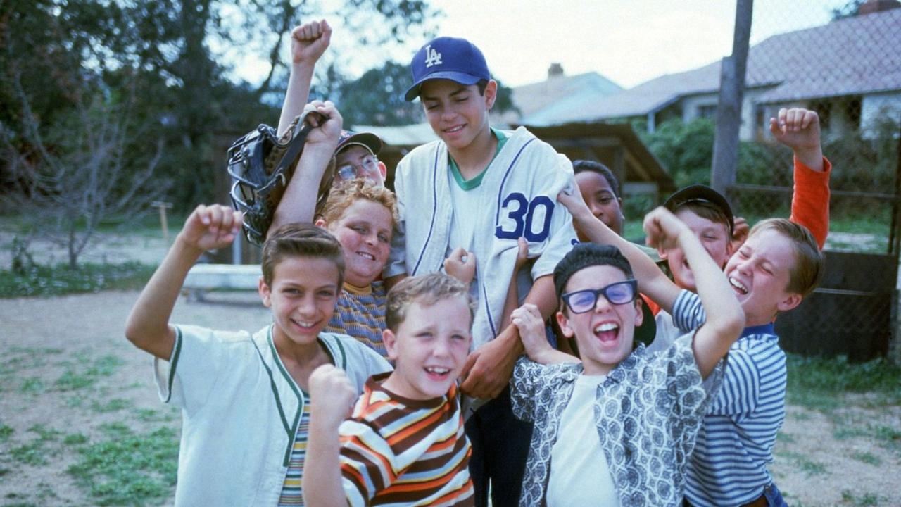 <p><em>The Sandlot</em>, released in 1993, is set in the summer of 1962, and captures everything good about summertime as a kid. It's about neighborhood kids who bring a newcomer into their friend group, following the rag-tag crew's antics as they keep themselves entertained through sports, games, and trips to the local pool. <br></p>