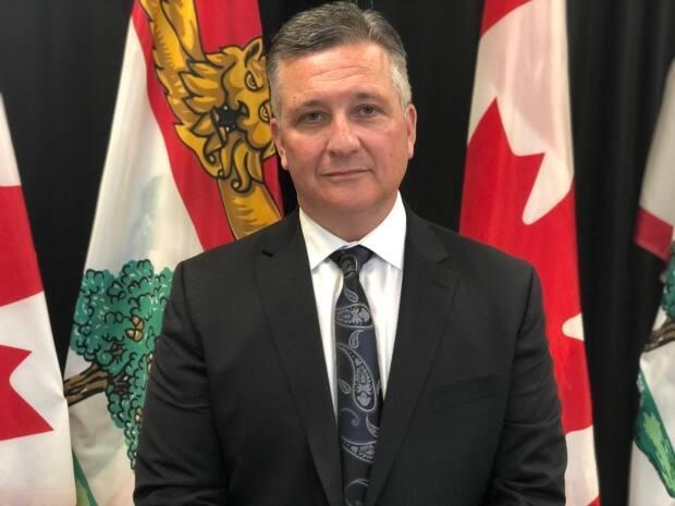 Heath MacDonald is the Liberal candidate in the federal riding of Malpeque. (Wayne Thibodeau/CBC - image credit)