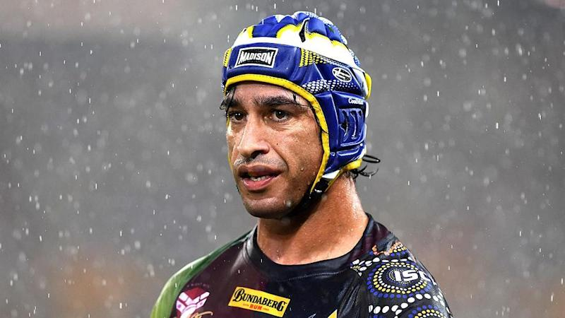 Thurston's task just got more difficult in his 300th. Pic: Getty
