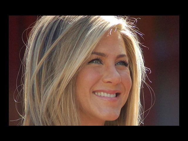 <b>6. Jennifer Aniston</b><br> The friends' star has just turned 44 and doesn't look a day over 34. We feel as if we're looking at the real-life Benjamin Button because she seems to be aging in reverse, looking much better than she did five years ago.