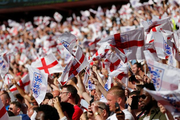 Up to 10,000 British fans are expected to travel to Russia for the World Cup