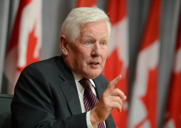 Canada's Ambassador to the United Nations Bob Rae says the international community must do more to support the democratic movement in Myanmar.  (Sean Kilpatrick/The Canadian Press - image credit)