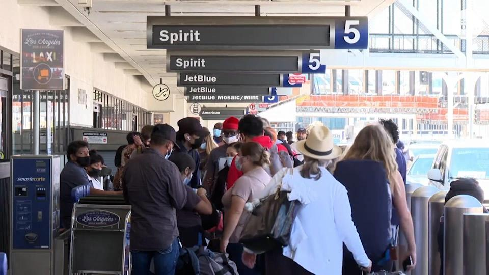 Spirit Airlines has been canceling flights around the country due to summer storms, technology outages and staffing shortages.