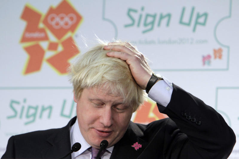 Britain awash in gloom as London Olympics approach