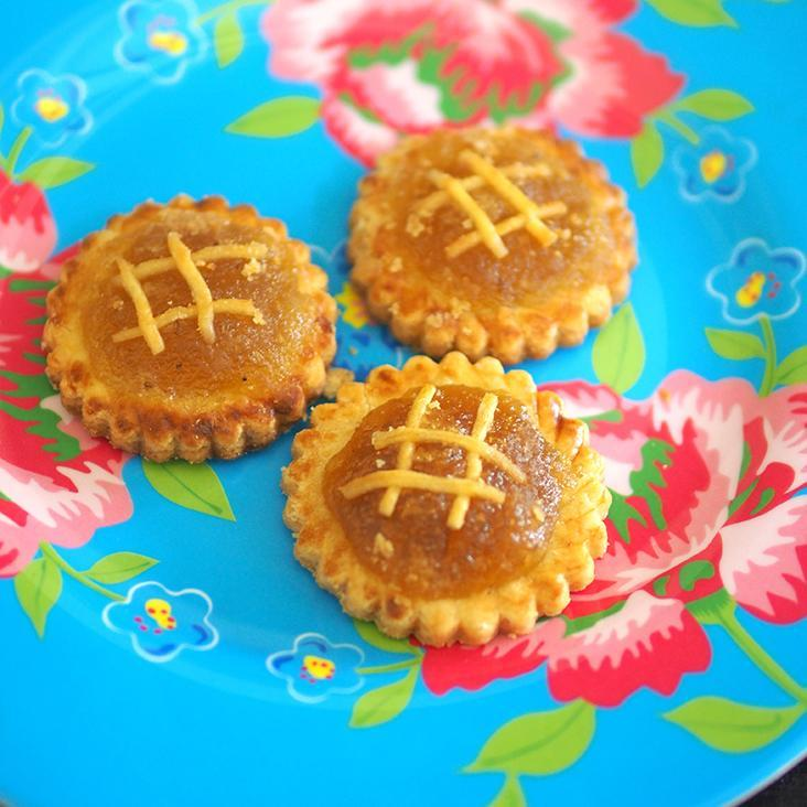 Madam Lim's pineapple tarts are a lovely balance of tangy pineapple jam with a not overly buttery base that make them extremely enjoyable — Picture by Lee Khang Yi