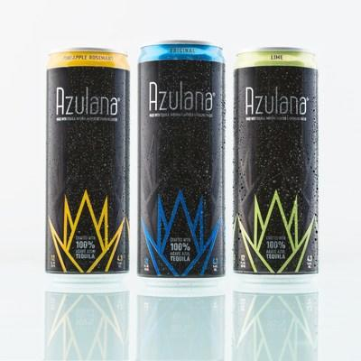 Azulana will be available in three different flavors – Original, Lime and Pineapple Rosemary