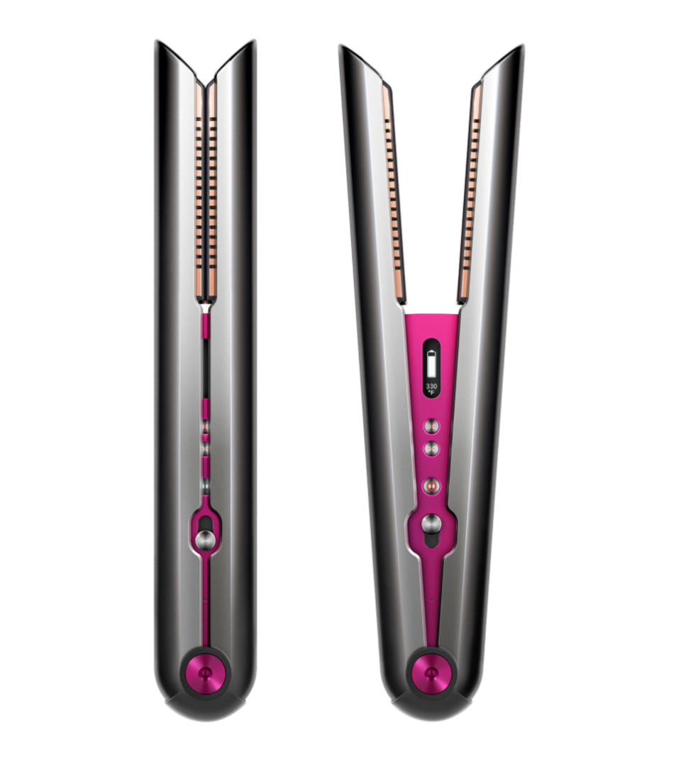 Dyson Corrale Cordless Straightener. Image via Best Buy.