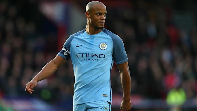 Pep Guardiola expects Vincent Kompany to be fit to face Southampton in Saturday's Premier League meeting.