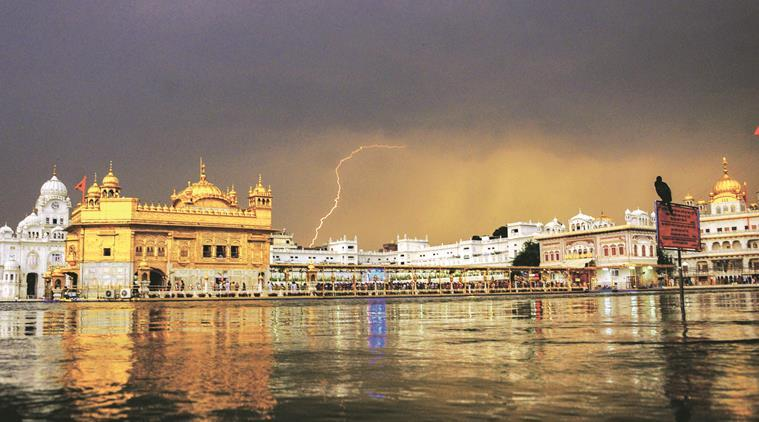 Amritsar news, amritsar city news, punjab news, golden temple, Ghadar temple, indian express news