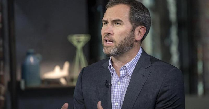 Ripple CEO Brad Garlinghouse says XRP sales vital to survival