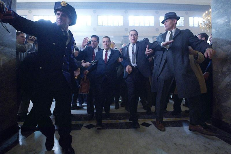Martin Scorsese's The Irishman will not get a wide theatrical release