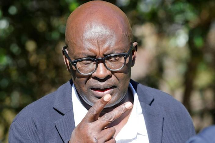 Achille Mbembe is a vocal critic of postcolonial relations