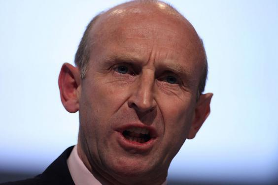 John Healey (Getty)