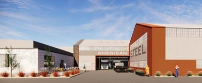 SKB acquired a 14 acre portfolio consisting of the American Steel Block and Peralta Street Building in West Oakland, California