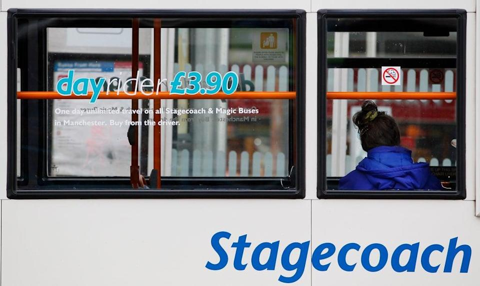 Stagecoach has confirmed talks over a potential all-share takeover by rival National Express (Dave Thompson/PA) (PA Archive)
