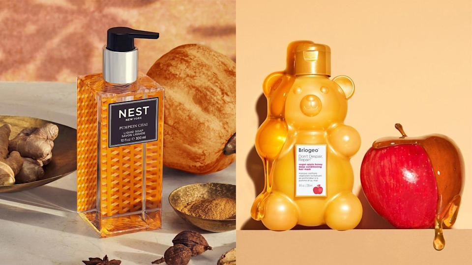 15 fall-themed beauty products to add into your routine right now