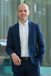 David Mawer, Chief Operating Officer of REA Group Asia