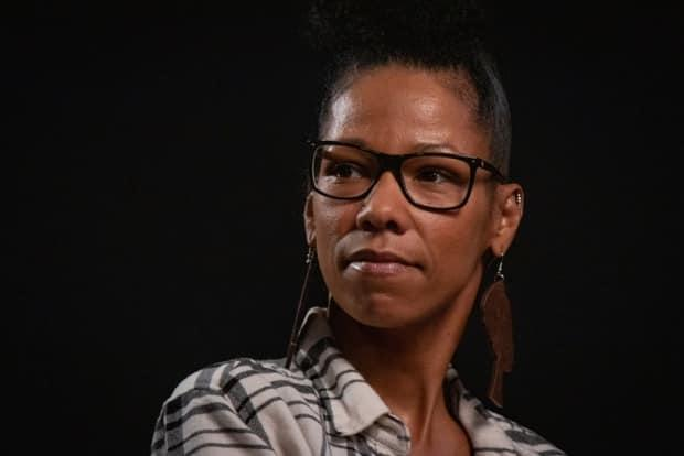 Angela Bowden says her new collection of poetry is a way to capture the vital stories and memories of the Black elders she grew up with in Nova Scotia. (Robert Short/CBC - image credit)