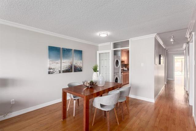 "<p><a href=""https://www.zoocasa.com/vancouver-bc-real-estate/5323035-1038-ironwork-passage-vancouver-bc-v6h3p1-r2271566"" rel=""nofollow noopener"" target=""_blank"" data-ylk=""slk:1038 Ironwork Passage, Vancouver, B.C."" class=""link rapid-noclick-resp"">1038 Ironwork Passage, Vancouver, B.C.</a><br> The condo townhouse has in-suite laundry, storage outside, and is pet friendly.<br> (Photo: Zoocasa) </p>"