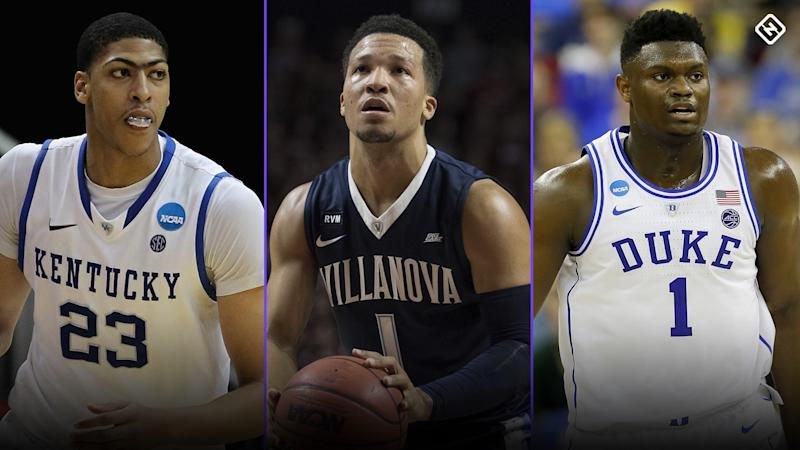 Sporting News' college basketball All-Decade team for the 2010s