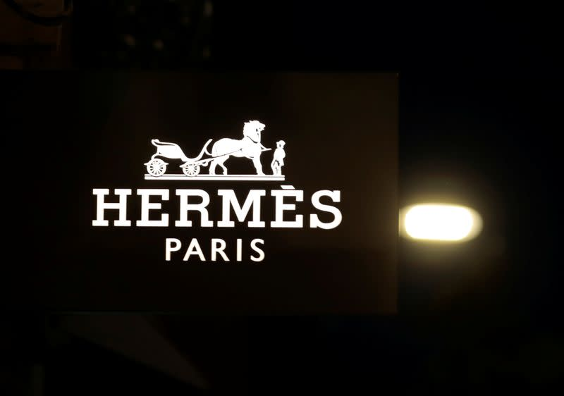 With lipsticks, Hermes branches into competitive cosmetics world