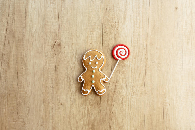 Should gingerbread men be described as gingerbread people from now on? [Photo: Getty]