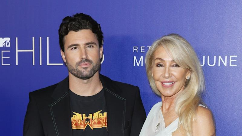 Linda Thompson Gifts Brody Jenner With Her Ex Elvis Presley's Necklace