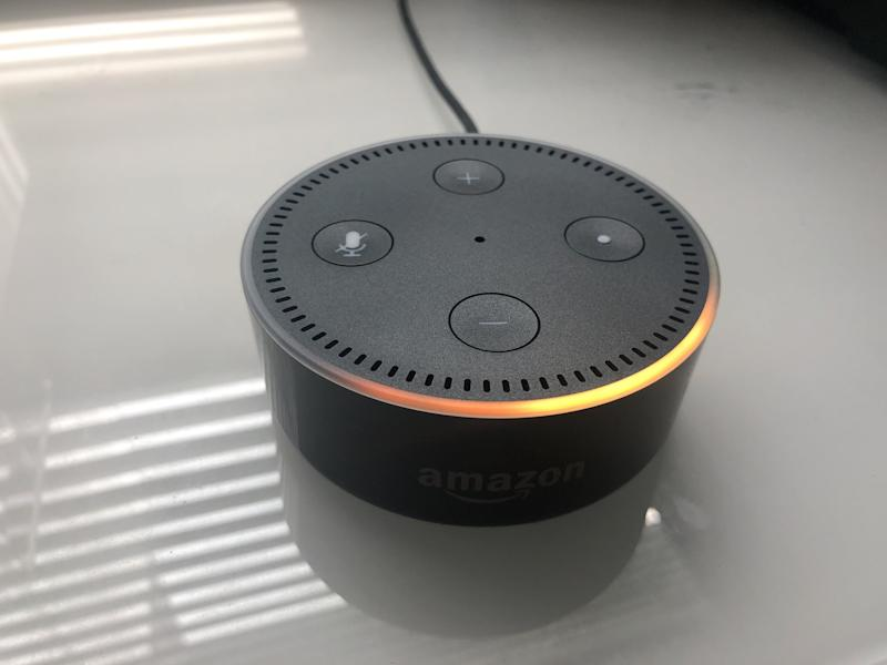 amazon echo ready for setup