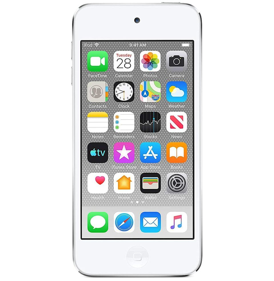 """<p><strong>Apple</strong></p><p>amazon.com</p><p><strong>$269.00</strong></p><p><a href=""""https://www.amazon.com/dp/B07SD9BSPW?tag=syn-yahoo-20&ascsubtag=%5Bartid%7C10054.g.34347153%5Bsrc%7Cyahoo-us"""" rel=""""nofollow noopener"""" target=""""_blank"""" data-ylk=""""slk:Buy"""" class=""""link rapid-noclick-resp"""">Buy</a></p><p>For the technological purists among us. </p>"""