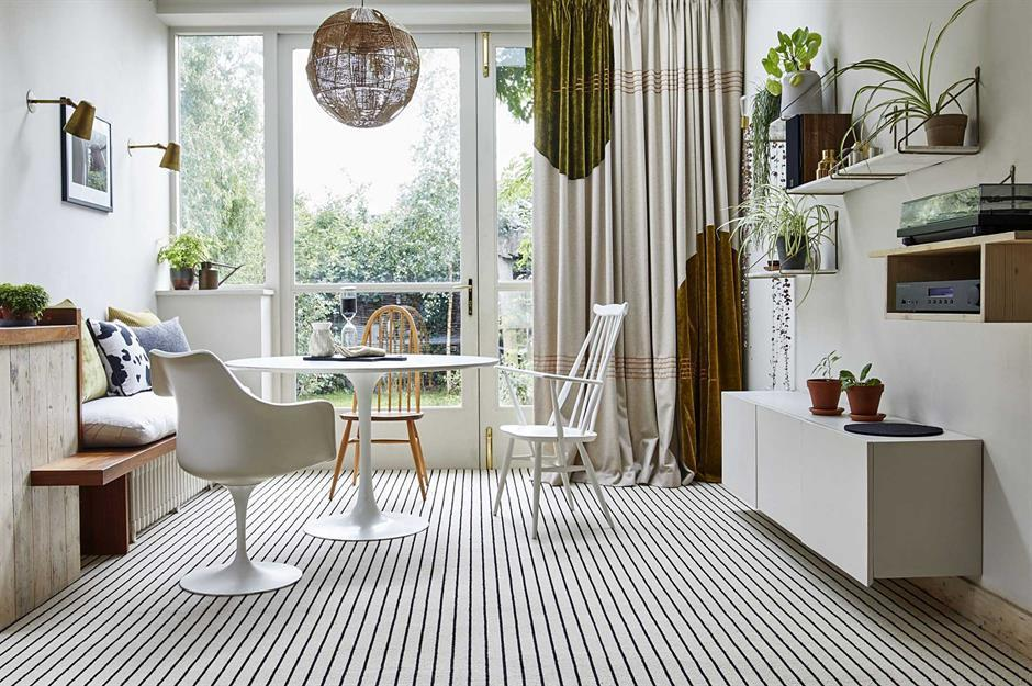 Interior design tips for the best first impression