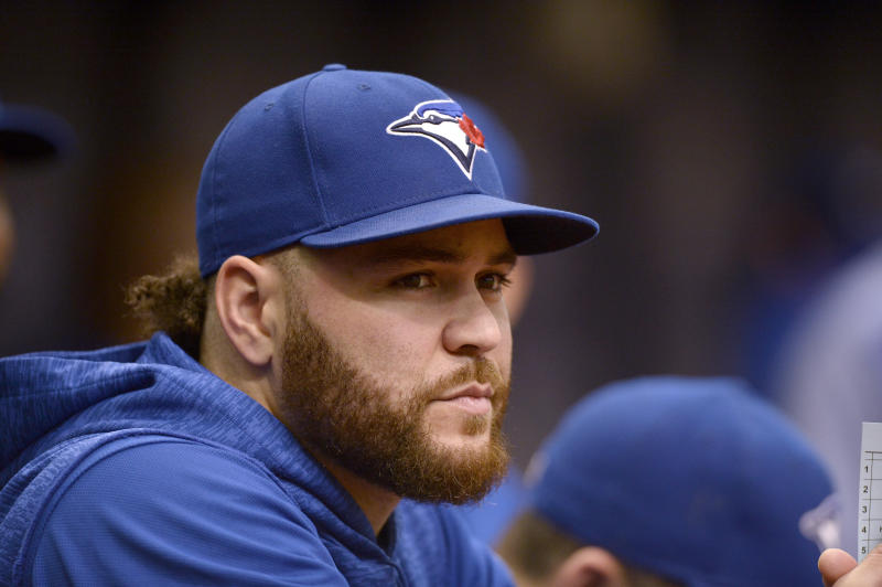 Russell Martin traded to Dodgers, back to where it began